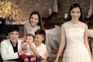 Kim Cương: 'Ưng Hoàng Phúc à - Khô khan với vợ nhưng con yêu nhiều lắm'