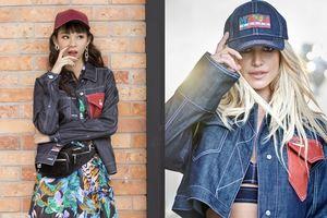 Mặc cây đồ hàng hiệu, Phí Phương Anh chẳng ngờ lại 'chung đụng' 'công chúa nhạc pop' Britney Spears