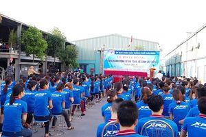 TP.Thái Bình: Phát động Tháng hành động về ATVSLĐ năm 2018
