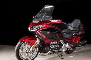 Honda công bố giá bán 9 mẫu mô tô phân khối lớn tại Việt Nam, Honda Gold Wing giá 1,2 tỷ đồng