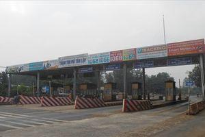 Bình Phước lại 'nóng' vì quá nhiều trạm thu phí BOT giao thông