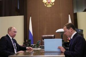 Tổng thống Nga phê chuẩn thành viên chính phủ mới
