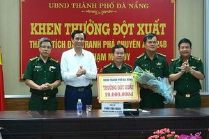 Đà Nẵng: Bắt 3 đối tượng cầm đầu đường dây ma túy liên tỉnh