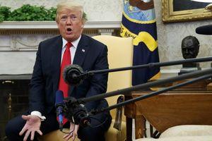 Ông Trump cảnh báo lãnh đạo Triều Tiên 'chung số phận Gaddafi'