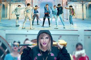 Đến fan cũng không dám tin: BTS vượt qua Taylor Swift, lập kỷ lục thế giới sau 5 tiếng