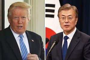 Tổng thống Hàn Quốc thăm Mỹ: Cầu nối thượng đỉnh Mỹ-Triều