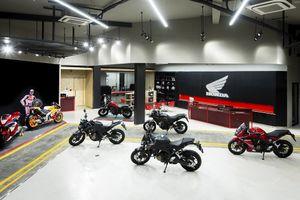 Mẫu mô tô mới của Honda giá 1,2 tỷ đồng về Việt Nam