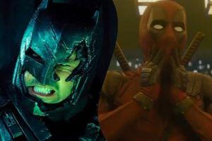 'Deadpool 2' nhiệt tình 'đá đểu' Vũ trụ siêu anh hùng DC