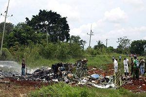 Lộ nguyên nhân ban đầu máy bay rơi ở Cuba