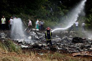 Hơn 100 người thiệt mạng trong vụ rơi máy bay ở Cuba