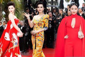 Cứ mỗi mùa Cannes về thì phải có Phạm Băng Băng: Không là hàng xịn thì cũng xuất hiện bản sao, bản nhái
