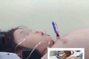 Cầm bút bi chạy chơi, bé gái 4 tuổi bị bút đâm thấu ngực: Lời cảnh tỉnh cho các ông bố bà mẹ!