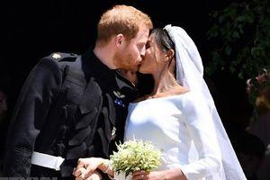 Điểm lại những điều thú vị nhất trong hôn lễ của Hoàng gia Anh