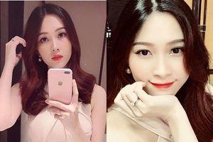 Cận cảnh nhan sắc của Hoa hậu Đặng Thu Thảo sau 2 tháng sinh con