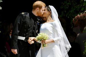 Đám cưới Hoàng gia Anh: Kết hợp hoàn hảo giữa truyền thống và hiện đại