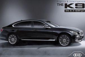 Kia K900 (K9) thế hệ mới lộ diện, giá dự kiến hơn 1,1 tỷ đồng