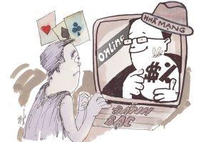 'Tiền đen' nghìn tỉ trên sới bạc online: Nhà mạng phủi trách nhiệm, lập lờ chia chác!