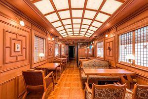 Chiêm ngưỡng bên trong tàu 7 sao xa xỉ bậc nhất Nhật Bản