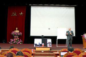 Tập huấn trực tuyến về hòa giải, đối thoại các vụ việc dân sự, hành chính tại Tòa án