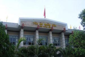 Ông Trần Hữu Viên giữ chức vụ Phó Chánh án Tòa án nhân dân tỉnh