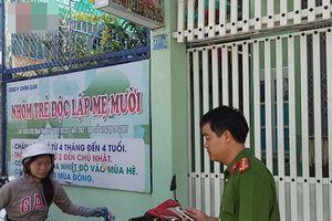 Đà Nẵng đóng cửa cơ sở giữ trẻ Mẹ Mười vì bạo hành trẻ em