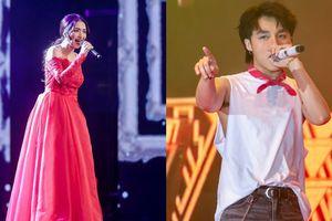 Không hẹn mà gặp, cả Sơn Tùng M-TP và Hòa Minzy đều đem hit mới lên sân khấu, và đây là phản ứng của khán giả