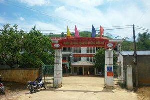 Sơn La: Hiệu trưởng trường THPT Mộc Hạ bị tố bớt xén khẩu phần ăn của học sinh