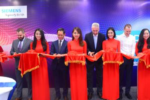 Siemens Việt Nam khánh thành Trung tâm Đào tạo tự động hóa và số hóa