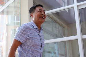 Phó chủ tịch Trần Mạnh Hùng xin từ chức ở VPF sau bê bối