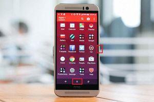Chụp ảnh màn hình điện thoại Android của HTC