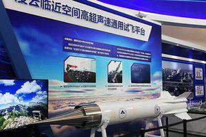 Trung Quốc trình làng tên lửa siêu thanh Lăng Vân -1