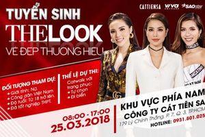 The Look chính thức quay trở lại, rộn ràng tuyển sinh cùng Siêu mẫu Việt Nam