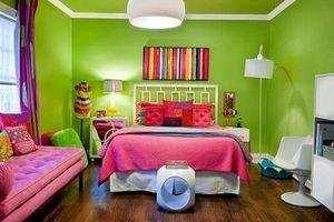 Phong thủy khi trang trí nội thất phòng ngủ người tuổi Mão