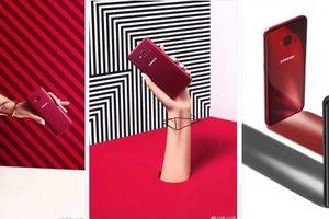Samsung ra mắt Galaxy S Light Luxury màu đỏ Burgundy đẹp ngất ngây