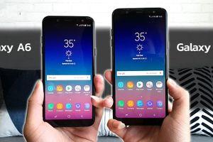 Samsung Galaxy A6 và A6 Plus có gì mới?