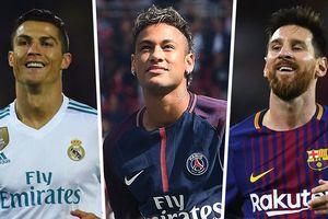 Top 10 cầu thủ đắt giá nhất VCK World Cup 2018