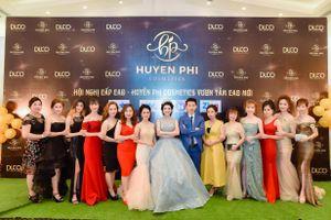 Mỹ phẩm Huyền Phi tổ chức thành công 'The Inspiration Gala Dinner'