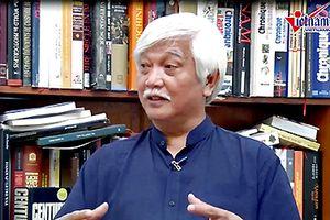 Ông Dương Trung Quốc tiết lộ hậu trường thú vị nghị trường