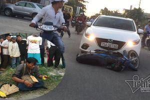 Nam tài xế kéo xe máy bỏ chạy thách thức 'tai nạn chứ người có chết đâu'