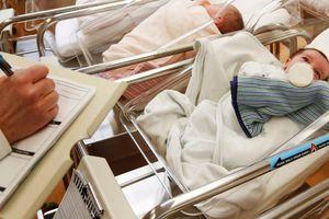 Tỷ lệ sinh ở Mỹ chạm mức thấp nhất trong 30 năm trở lại đây