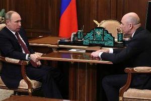 Phương Tây thích kể thách thức của Putin