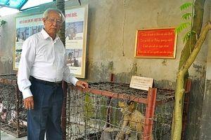 Gặp cựu chiến binh hiến 2.000m2 đất xây Bảo tàng Chiến sĩ cách mạng