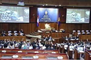 Campuchia công nhận chính thức 20 đảng tham gia tổng tuyển cử