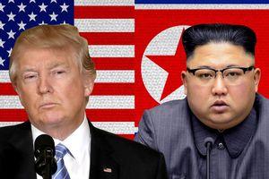 Tổng thống Trump tuyên bố hủy Hội nghị Thượng đỉnh Mỹ-Triều