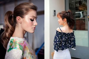 8 kiểu tóc vừa xinh vừa giúp chống nóng hiệu quả