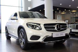 Cận cảnh những chi tiết khác biệt trên phiên bản mới Mercedes-Benz GLC 200