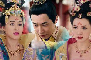 Tập 4 'Thâm cung kế' khơi mào cuộc chiến hậu cung của Thái Bình công chúa và Thái tử phi Vương Trân