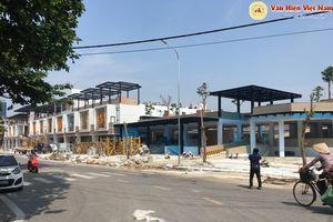 Vĩnh Phúc: Chợ Vĩnh Yên xây mới sắp đưa vào hoạt động, vẫn giữ nét văn hóa truyền thống