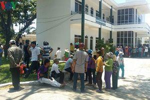 Người dân Khánh Hòa đề nghị hỗ trợ thiệt hại do bão số 12