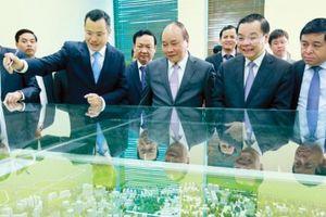 Khu Công nghệ cao Hòa Lạc: 'Bến đỗ' những dự án đầu tư chất lượng, công nghệ cao